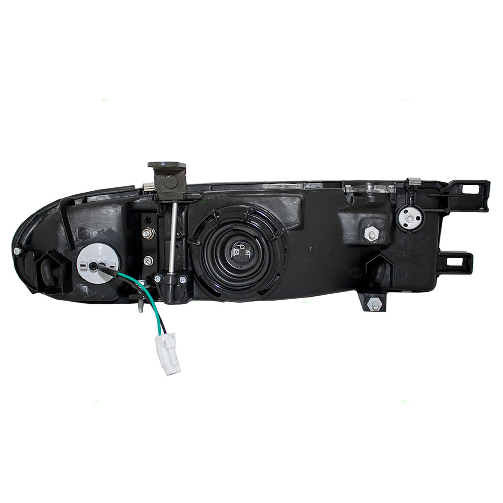 Nissan Headlamp Assembly : Nissan altima xg gxe drivers headlight headlamp