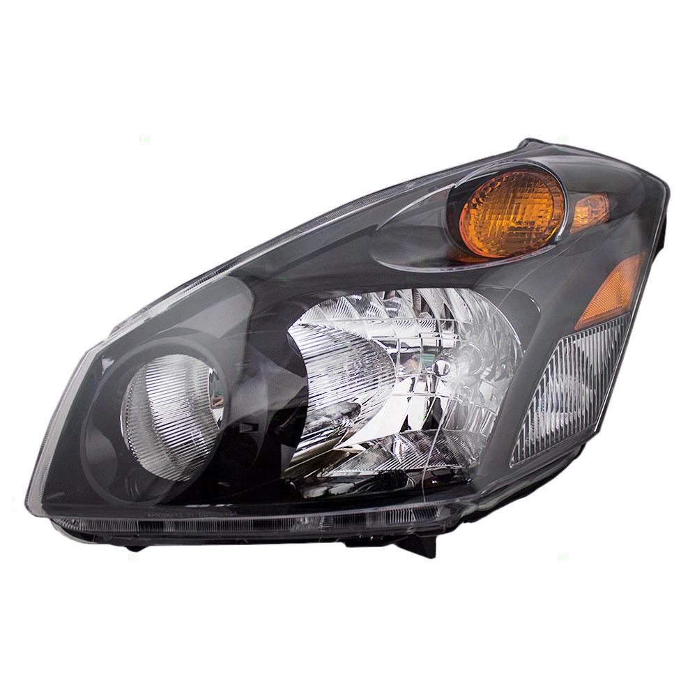 Nissan Headlamp Assembly : Autoandart nissan quest new drivers headlight