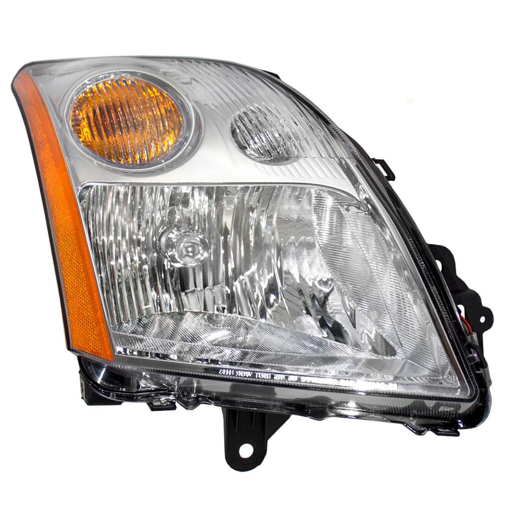 Nissan Headlamp Assembly : Autoandart nissan sentra new passengers