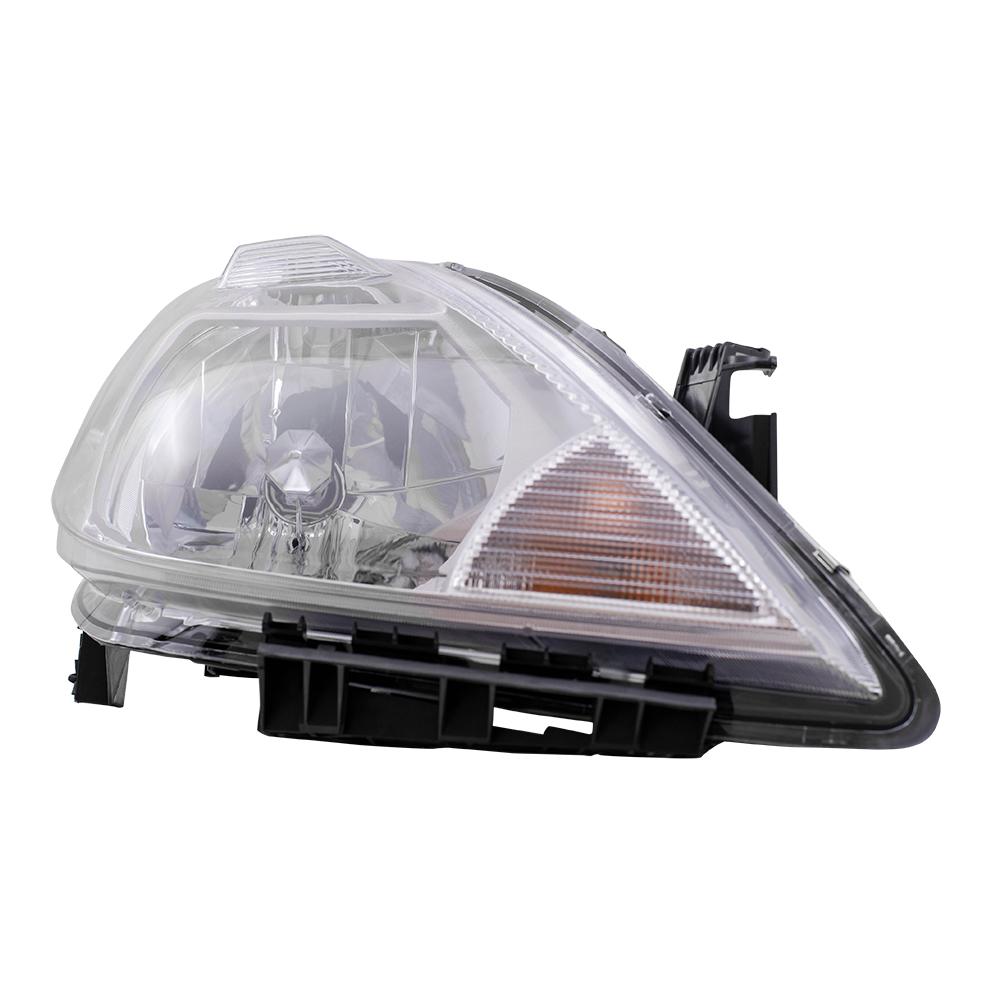 Nissan Headlamp Assembly : Everydayautoparts nissan versa passengers