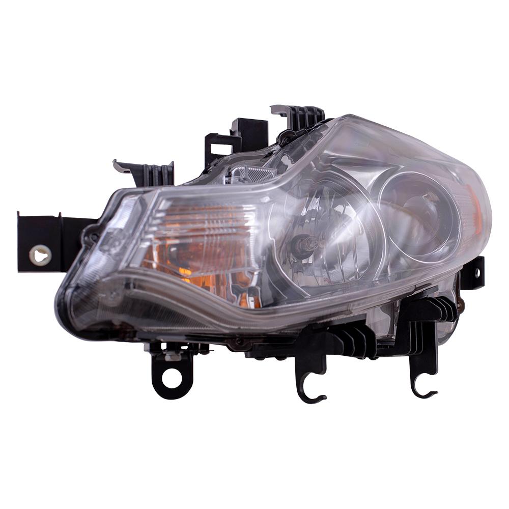 Nissan Headlamp Assembly : Autoandart nissan murano new drivers halogen