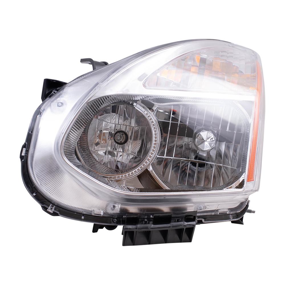 Nissan Headlamp Assembly : Autoandart nissan rogue select