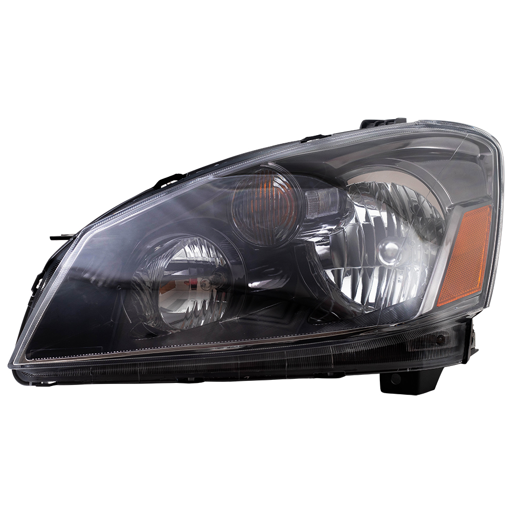 Nissan Headlamp Assembly : Everydayautoparts nissan altima drivers