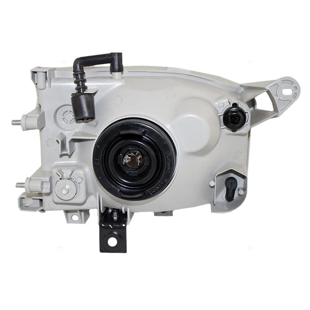 Nissan Headlamp Assembly : Nissan pathfinder drivers headlight assembly
