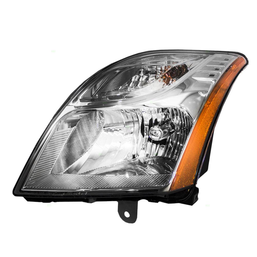 AutoandArt.com - 10-12 Nissan Sentra New Drivers Headlight ...