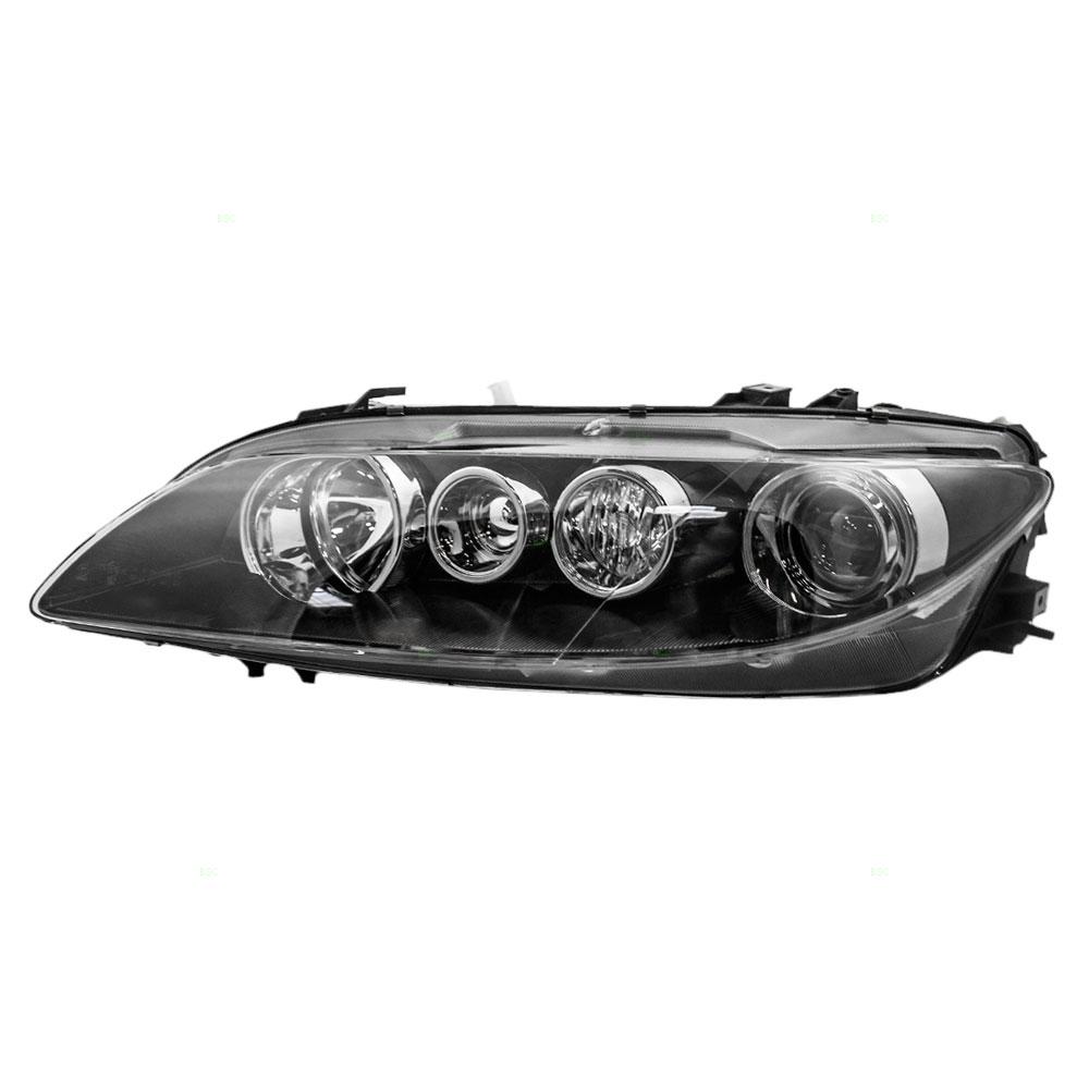 Mazda 06 For Sale: 06-08 Mazda6 Mazda 6 Drivers Halogen Headlight Assembly
