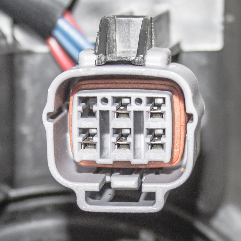 10 11 Mazda CX-7 Drivers Halogen Headlight Headlamp
