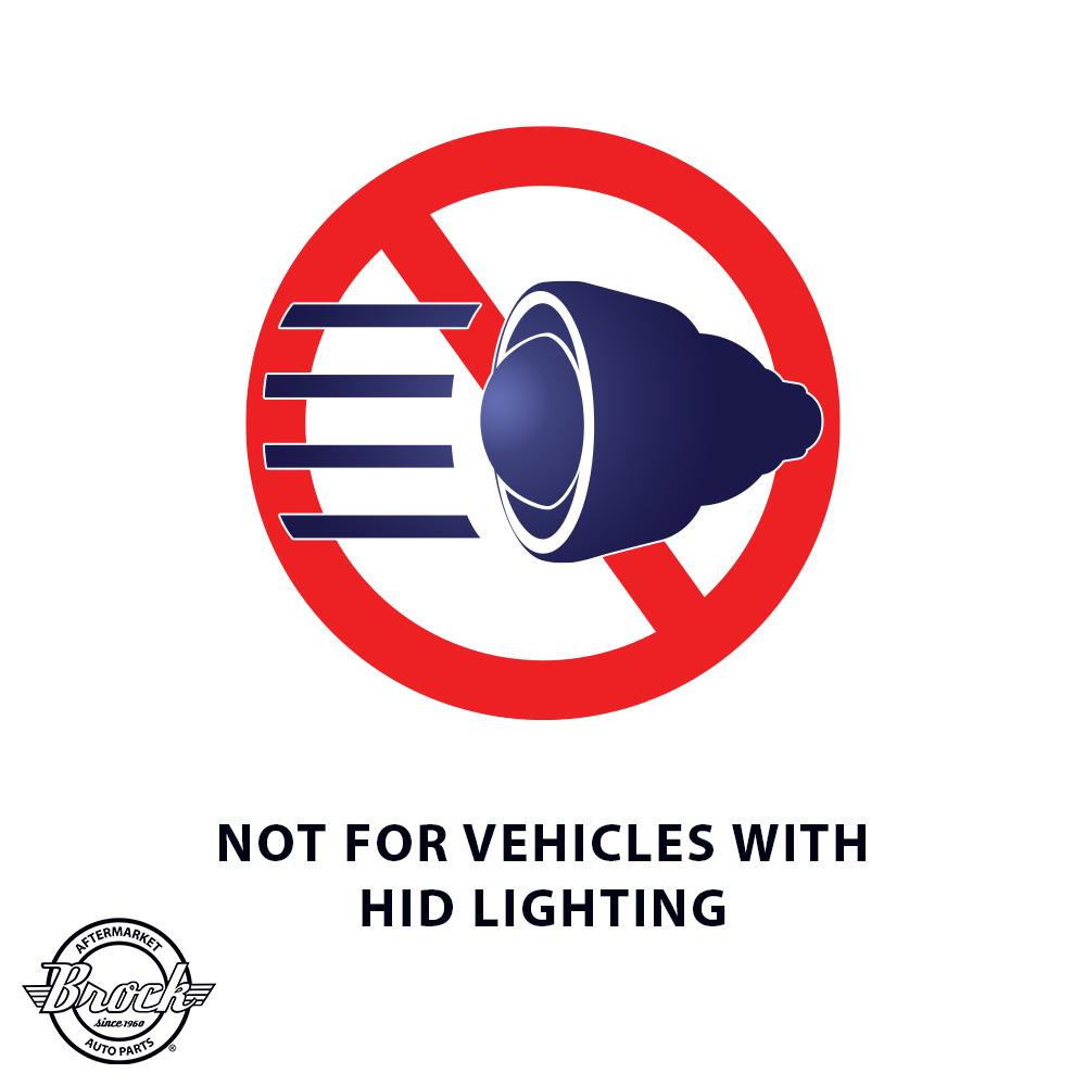 Lexus Headlamp Assembly : Lexus gs drivers halogen headlight assembly