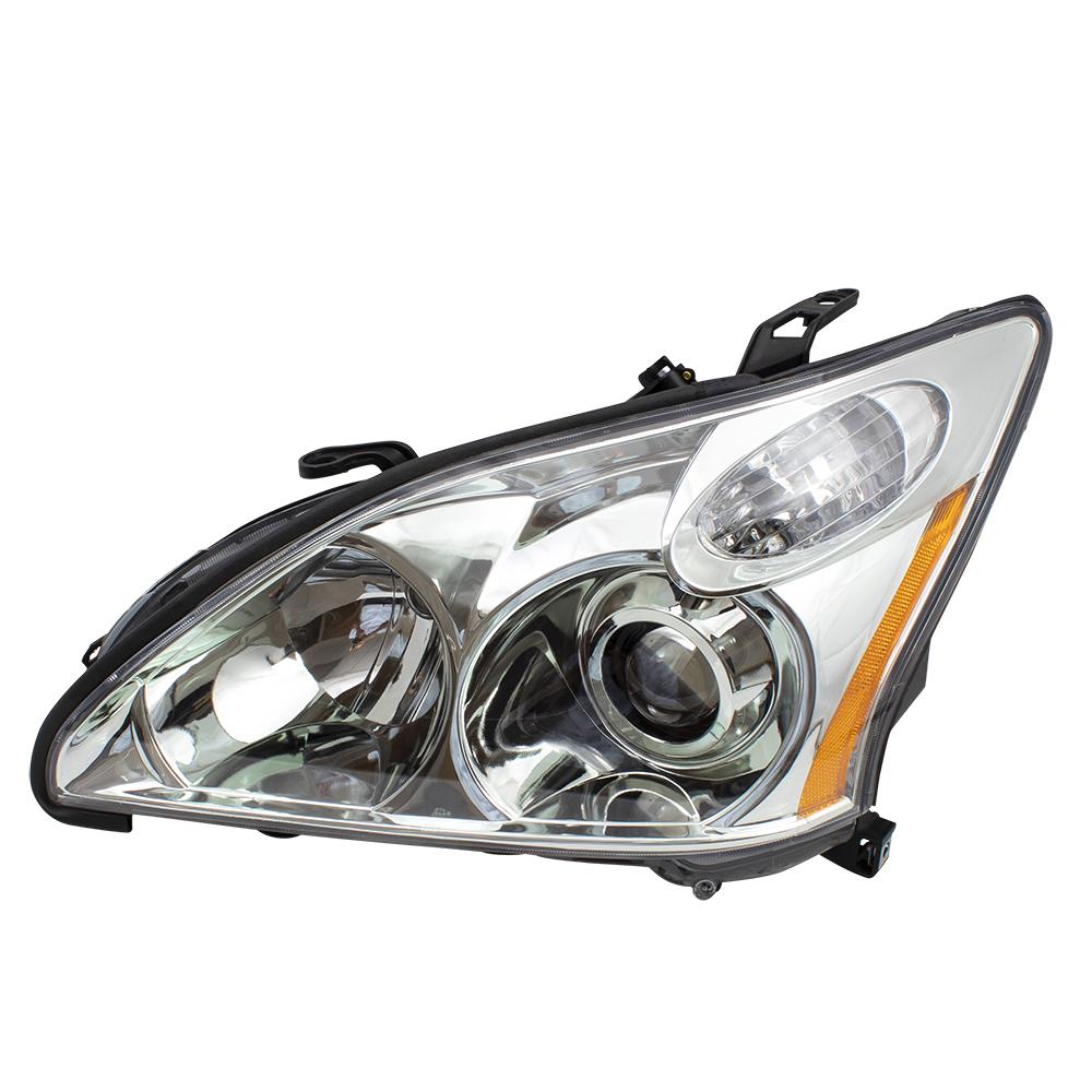 Lexus Headlamp Assembly : Everydayautoparts lexus rx drivers hid