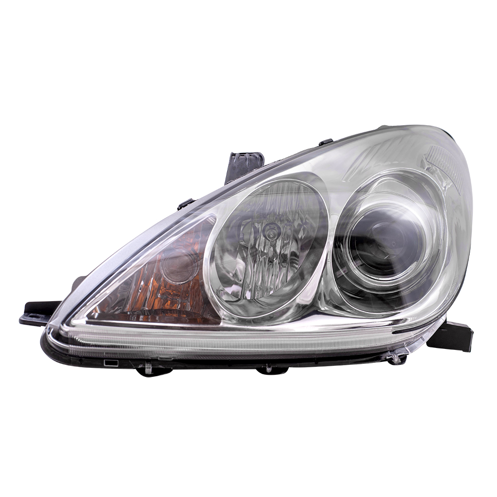 Lexus Headlamp Assembly : Lexus es drivers halogen combination headlamp
