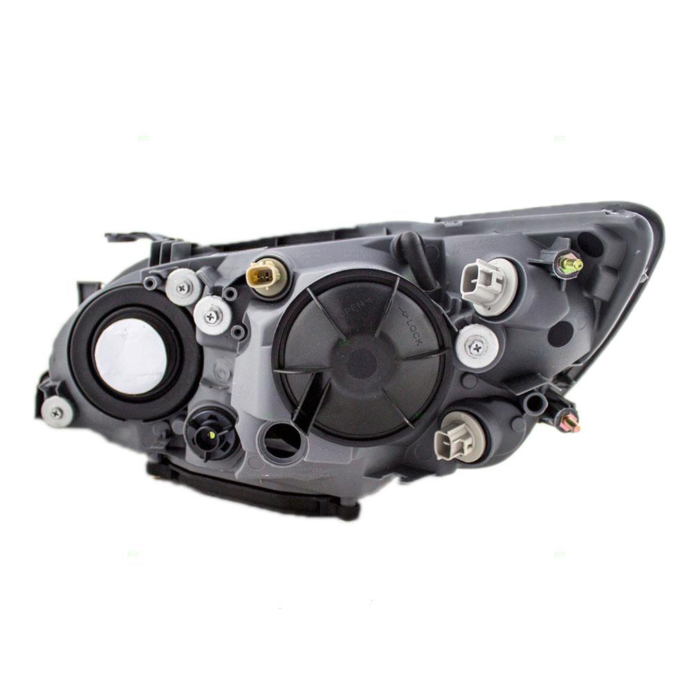 Lexus Headlamp Assembly : Lexus is passengers hid combination headlight