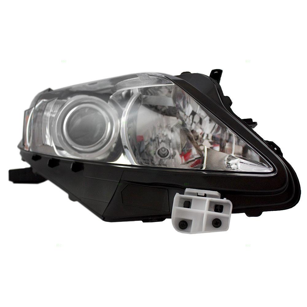 Lexus Headlamp Assembly : Lexus rx passengers halogen combination headlamp