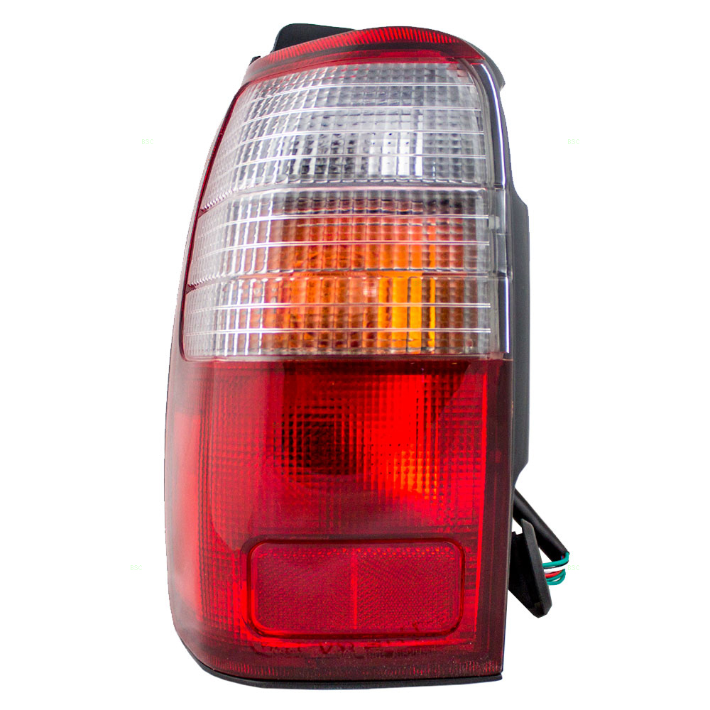 96 00 toyota 4runner drivers taillight assembly. Black Bedroom Furniture Sets. Home Design Ideas