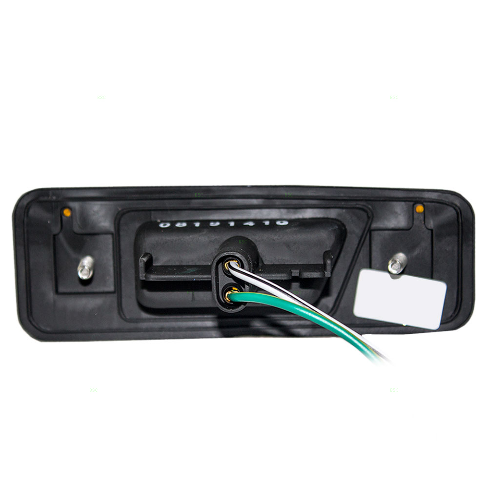 Toyota Collar Partnumber 9038921003: Toyota Celica Pickup Truck Drivers Side Park Signal Marker