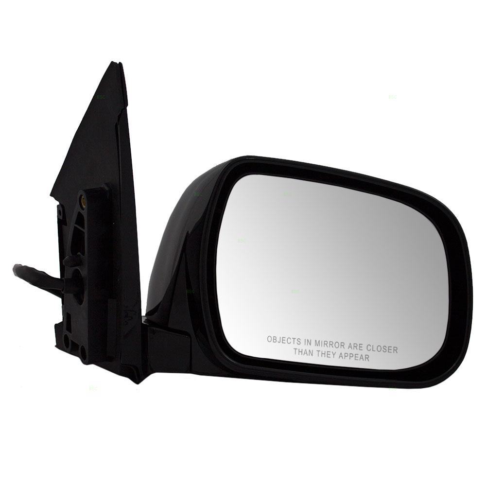 Lexus rx330 rx350 rx400h new passengers for Mirror glass