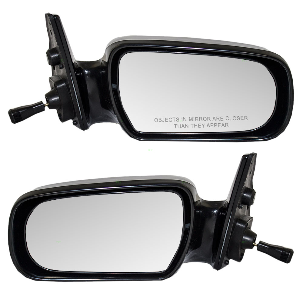 how to fix side view mirror assembly