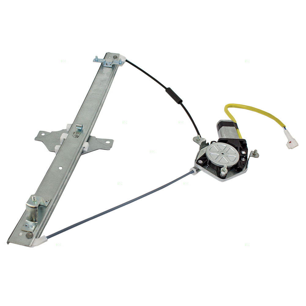 96 00 toyota rav4 2 door new drivers for Window regulator and motor assembly