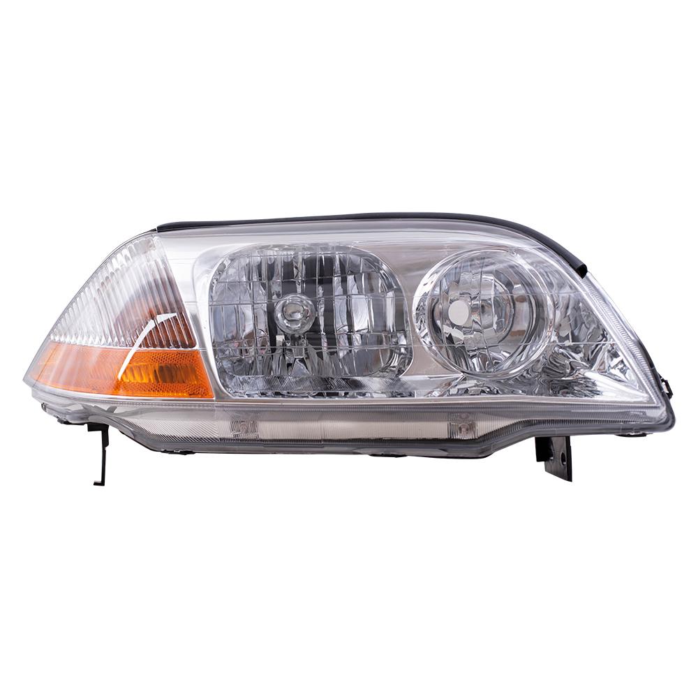 01-03 Acura MDX Passengers Headlight Assembly