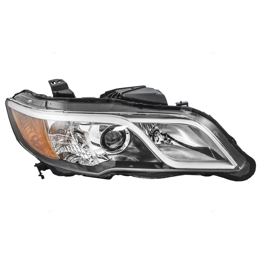 How To Replace 2008 Acura Rdx Headlight Lens