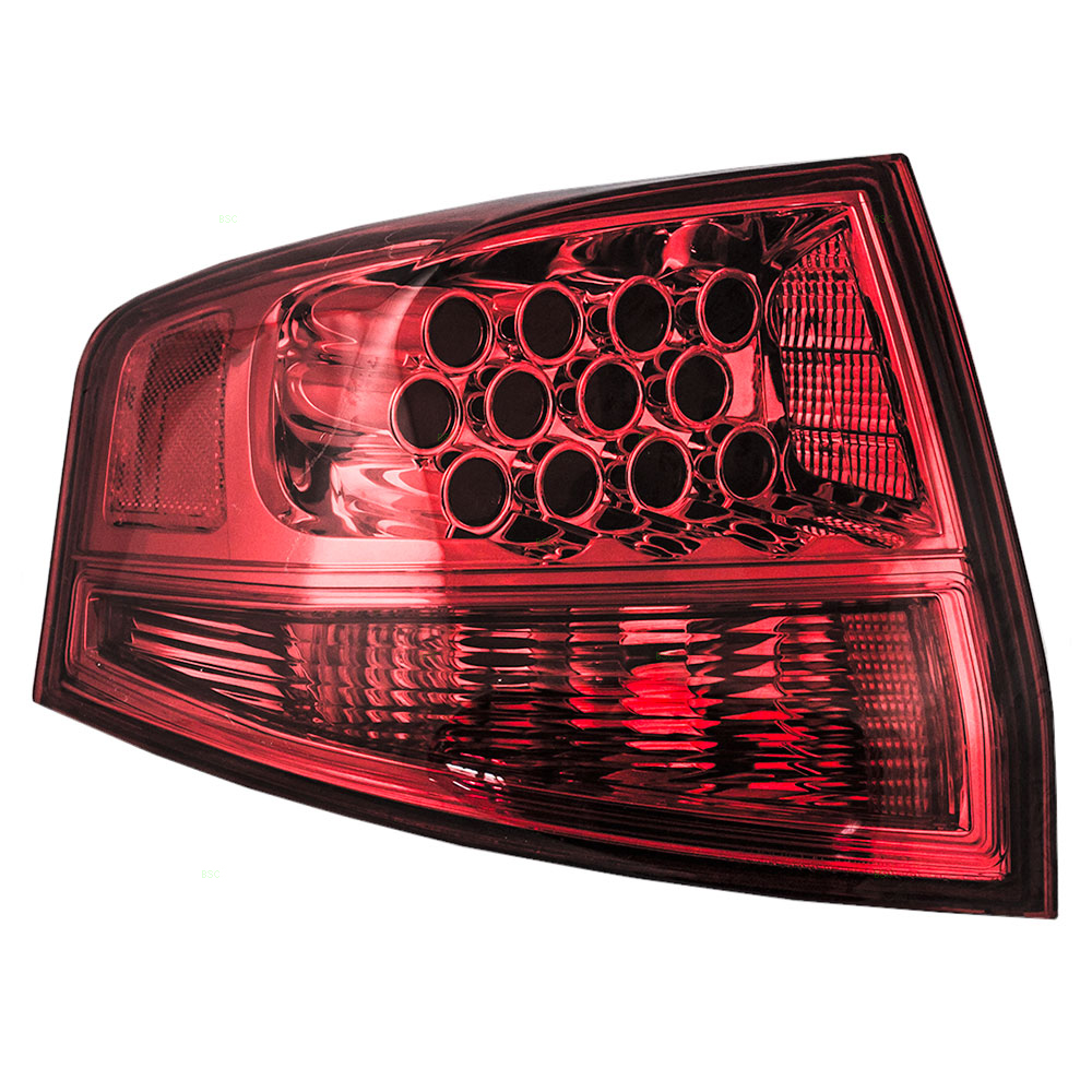 07 08 09 Acura MDX Drivers Taillight