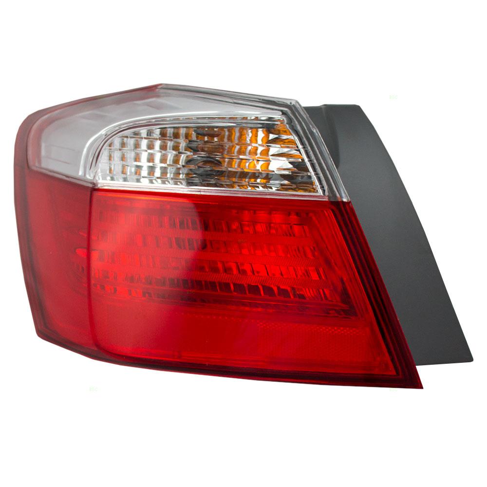 13 15 honda accord new drivers taillight. Black Bedroom Furniture Sets. Home Design Ideas