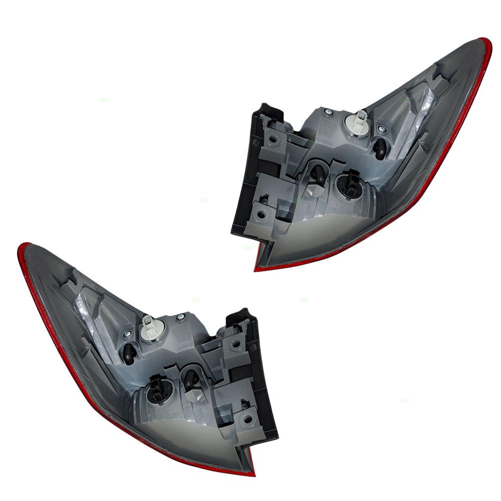 13-15 Acura RDX Set Of Taillights
