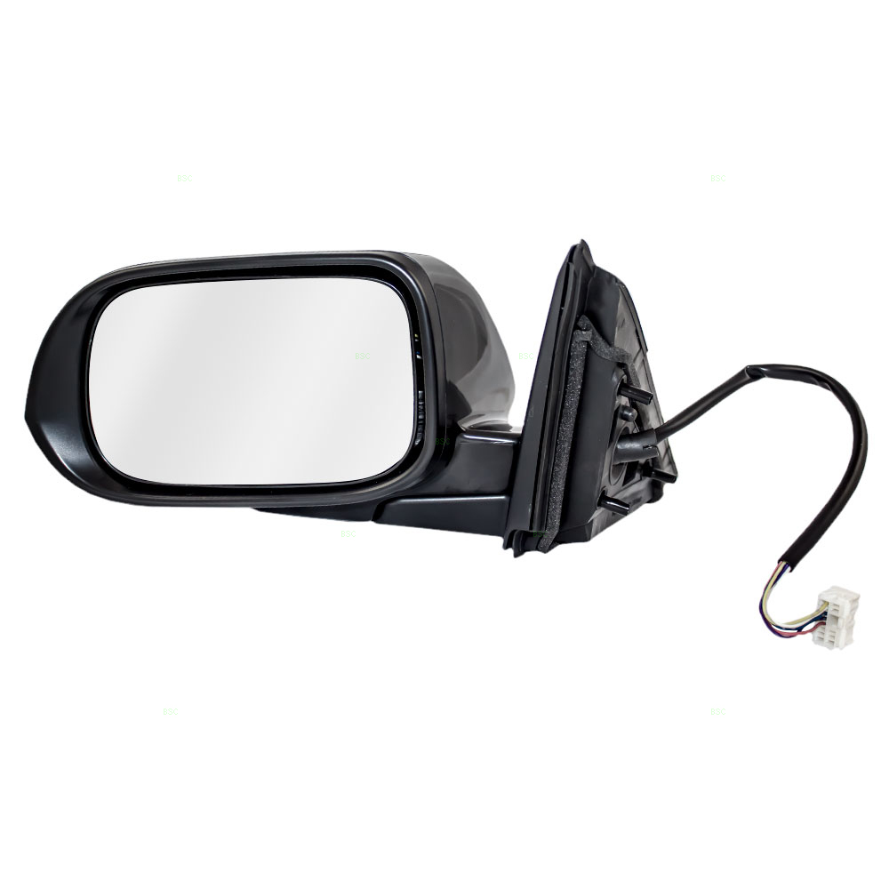Replace 2005 Acura Tsx Sideview Mirror Glass Heated