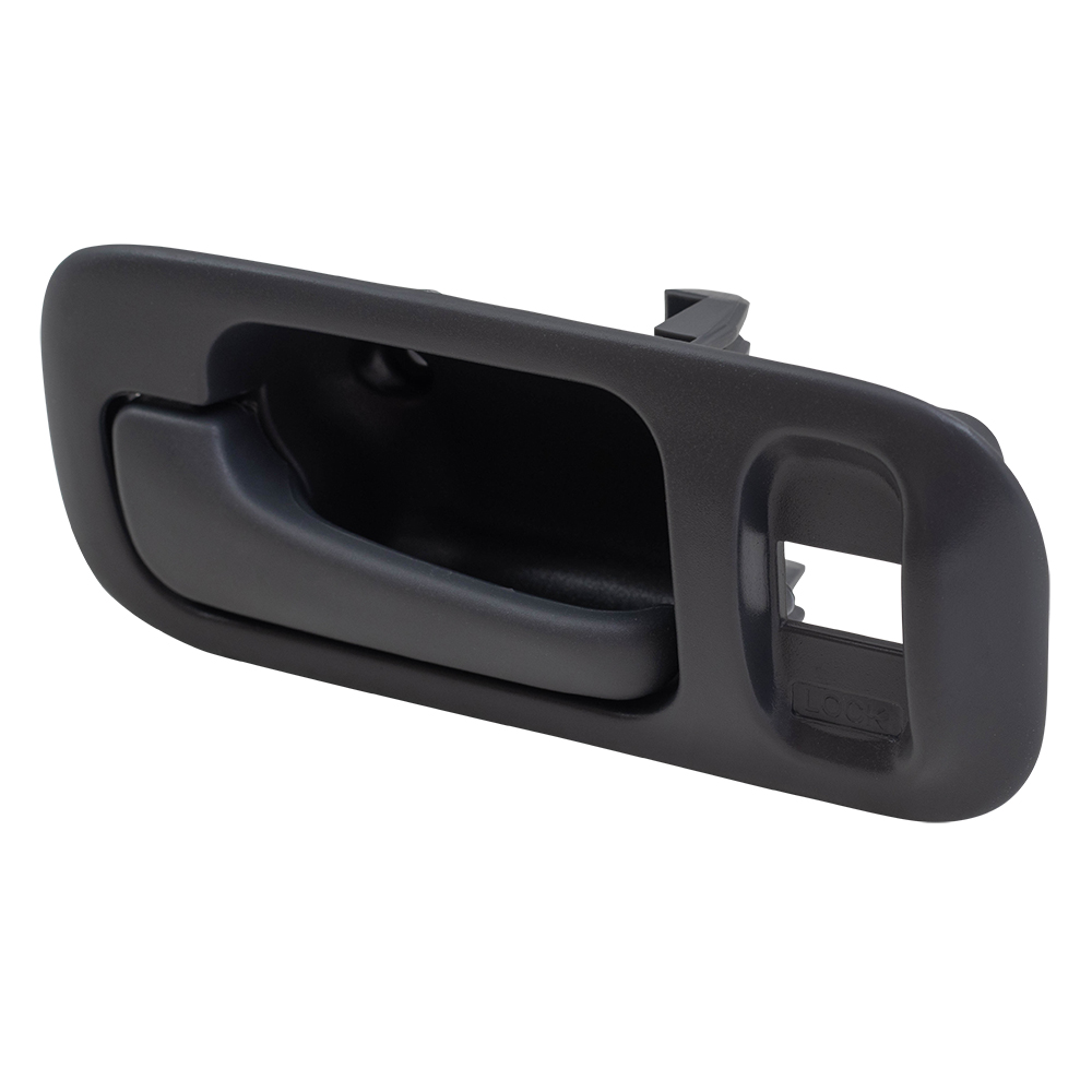 97 01 honda cr v drivers front inside interior gray door - 2000 toyota solara interior door handle ...
