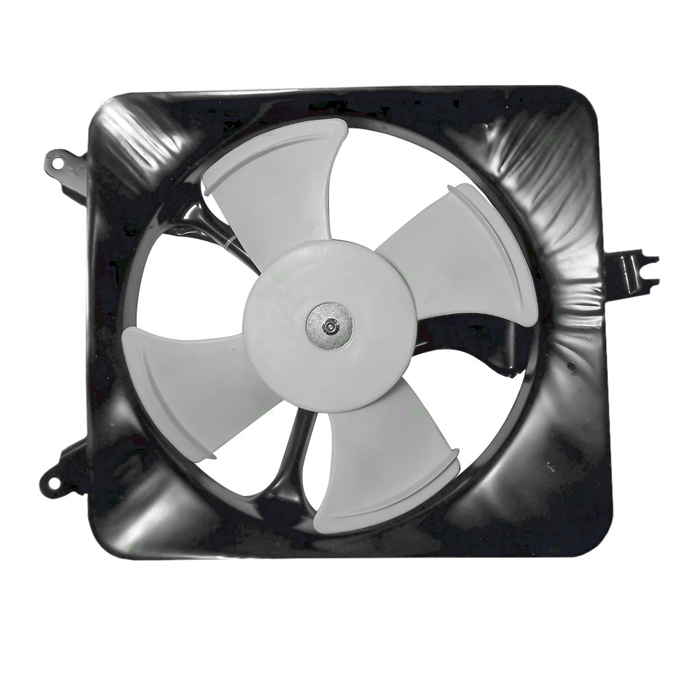 Honda Accord Acura CL AC A/C Condenser Cooling Fan Motor