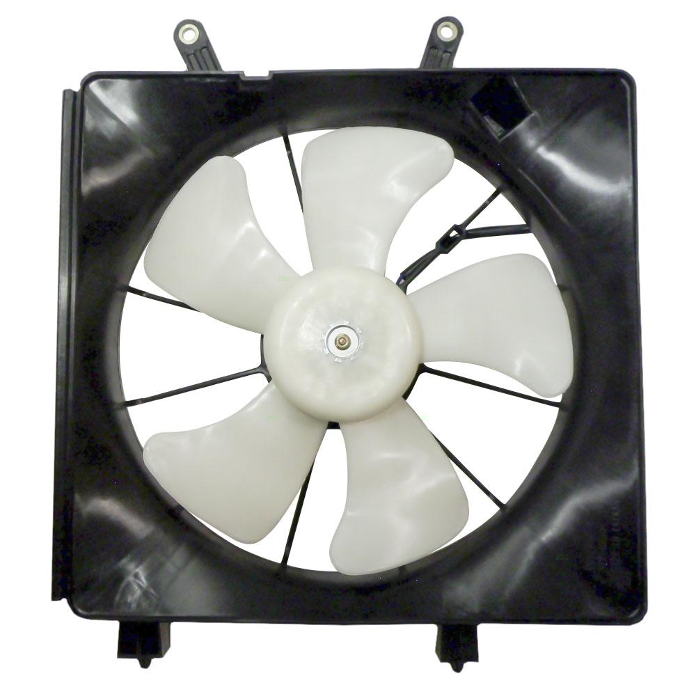 Replacement Motor Cooling Fans : Autoandart honda civic new denso type radiator