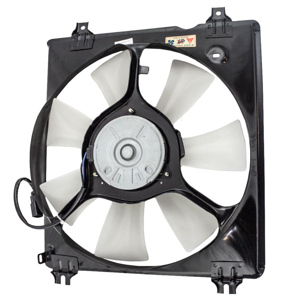 2008 2009 honda accord 3 5l passengers a c ac condenser cooling fan motor. Black Bedroom Furniture Sets. Home Design Ideas