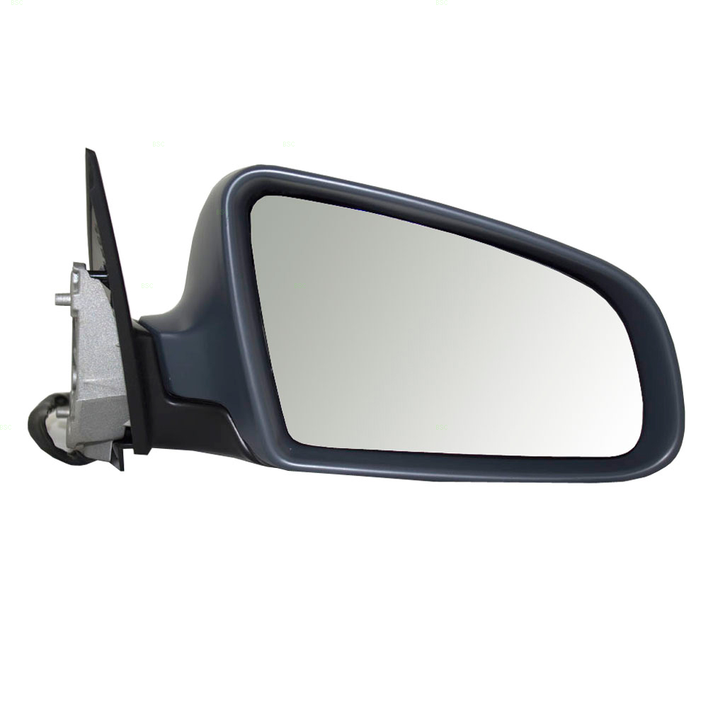 06-08 Audi A3 Passengers Side View Power Mirror Heated