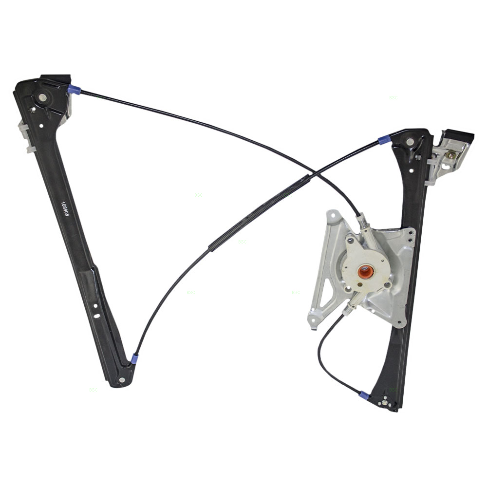 Audi A4 S4 Gen 1 Drivers Front Power Window Lift Regulator