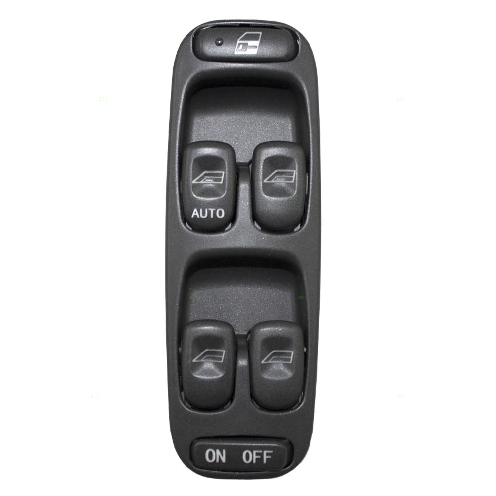 98 00 volvo s70 v70 drivers front for 1999 volvo v70 window switch