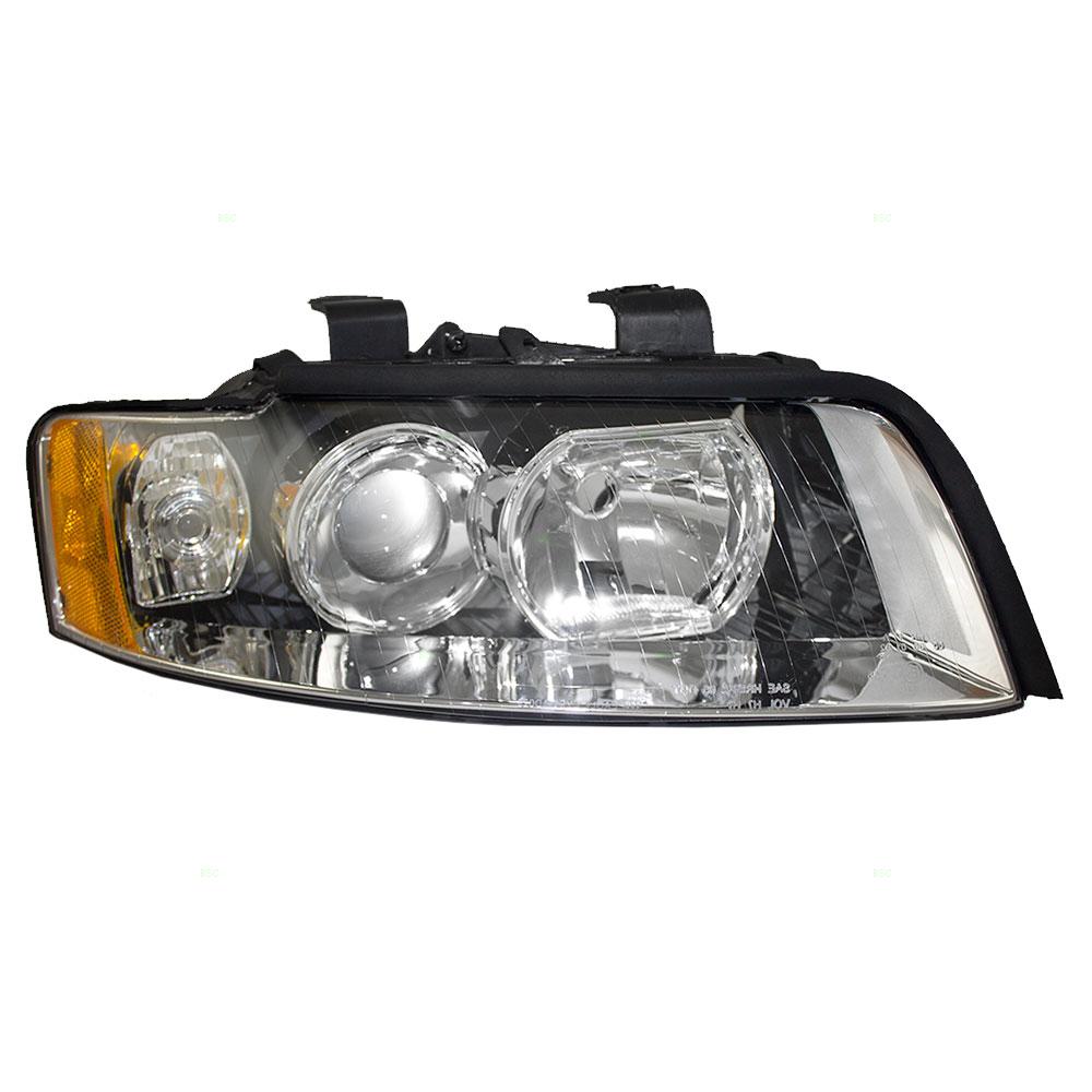 02-05 Audi A4 S4 New Passengers Headlight