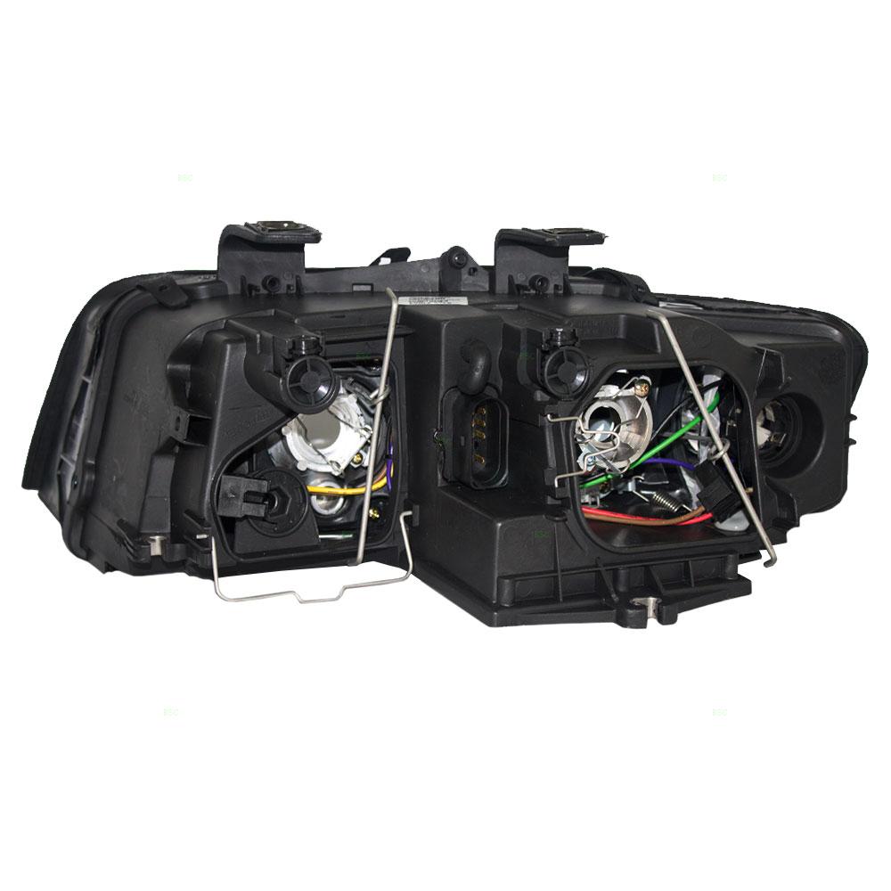 Audi S4 Aftermarket: 02-05 Audi A4 S4 New Passengers Headlight