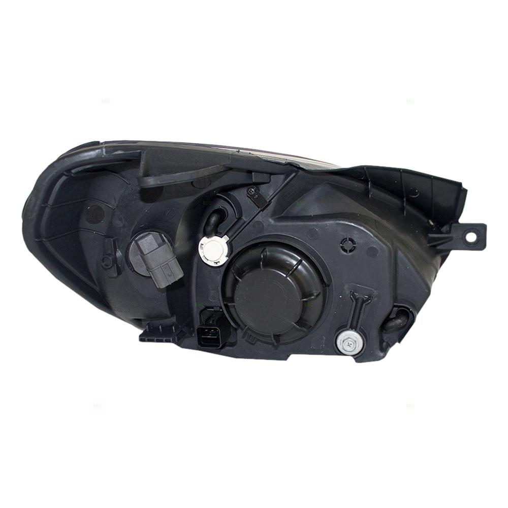 Service Manual Remove Assembly Headlight 2006 Hyundai