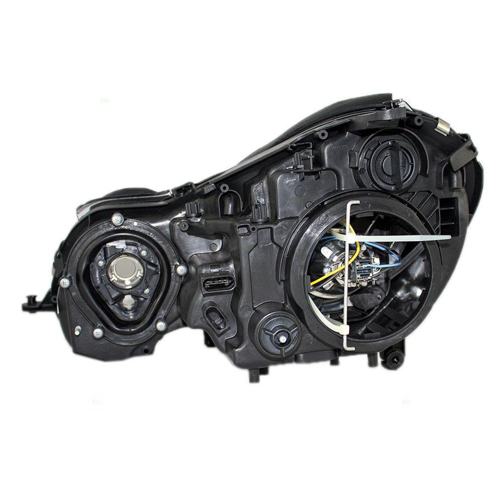 03 07 mercedes benz e class for Mercedes benz headlight assembly