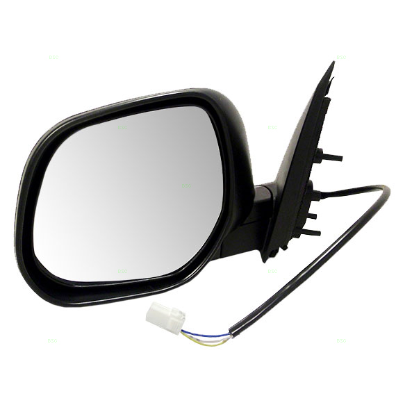 Mitsubishi Side Mirror Replacement: 07-09 Mitsubishi Outlander SUV New