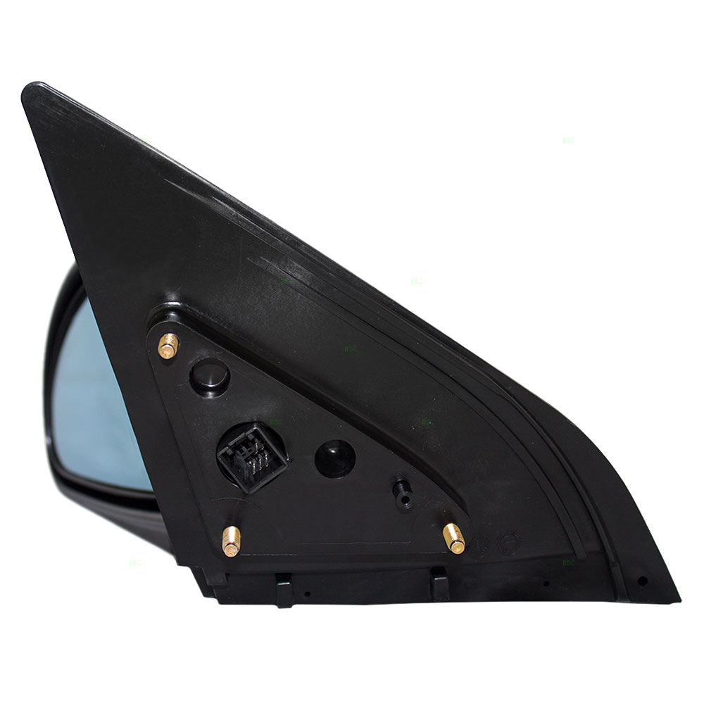 Autoandart Com Kia Spectra Spectra5 New Drivers Power Side View Mirror Blue Tinted Glass