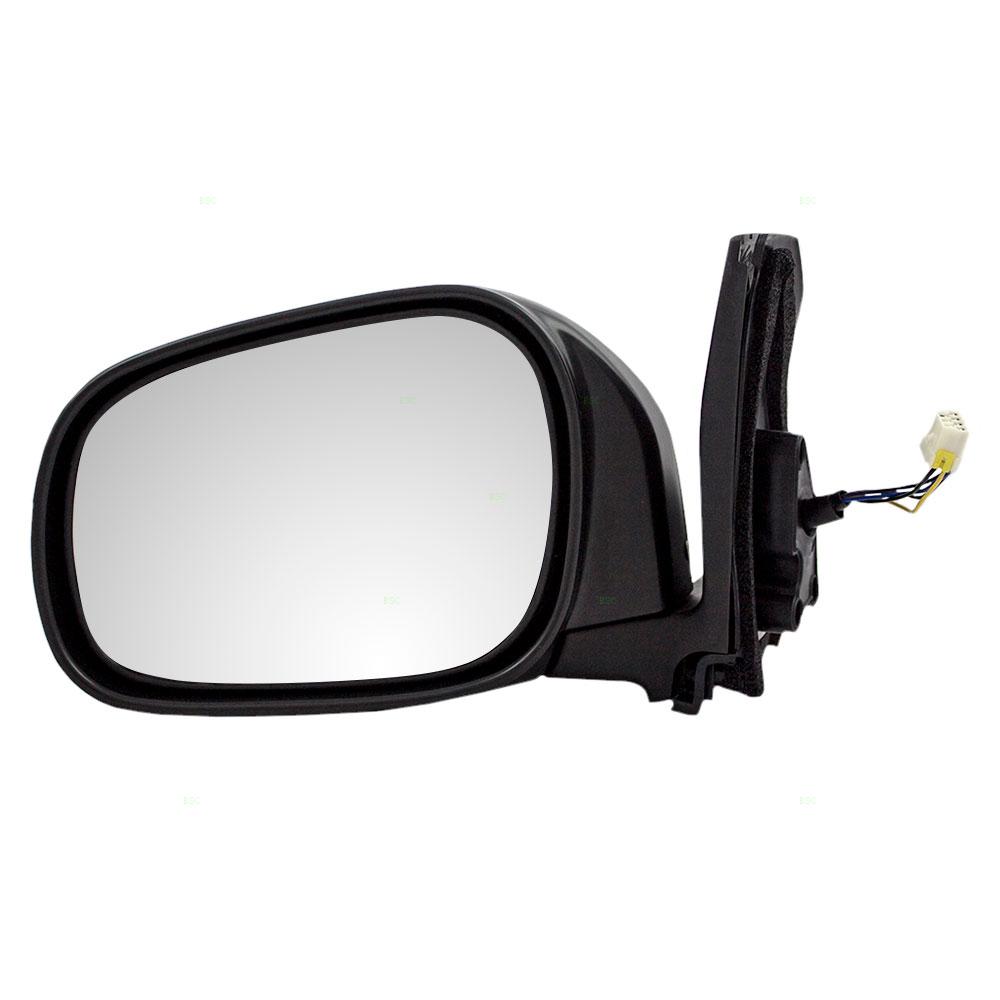 Suzuki Grand Vitara Driver Side Mirror