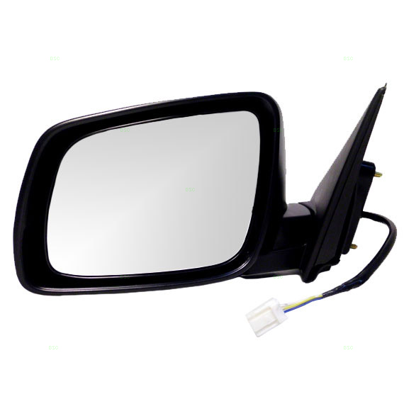 Mitsubishi Side Mirror Replacement: 08-14 Mitsubishi Lancer New Drivers Power