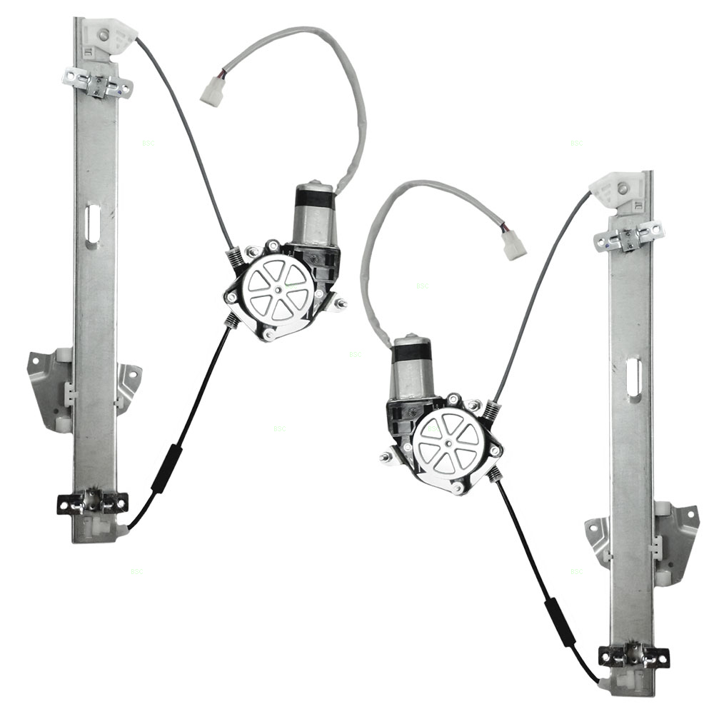 99 03 mitsubishi galant set of for 2002 mitsubishi galant window regulator replacement