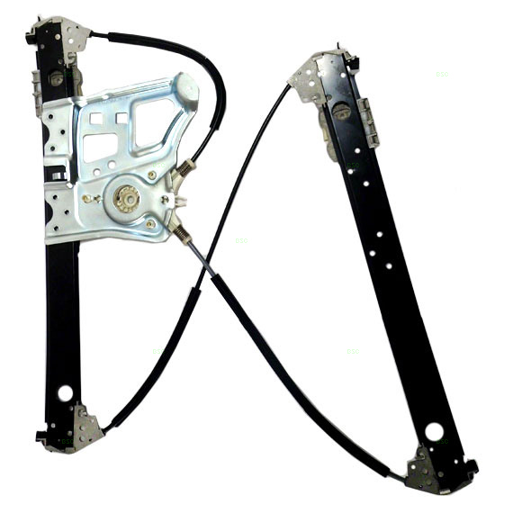 03 06 mercedes benz s series for Mercedes benz window regulator