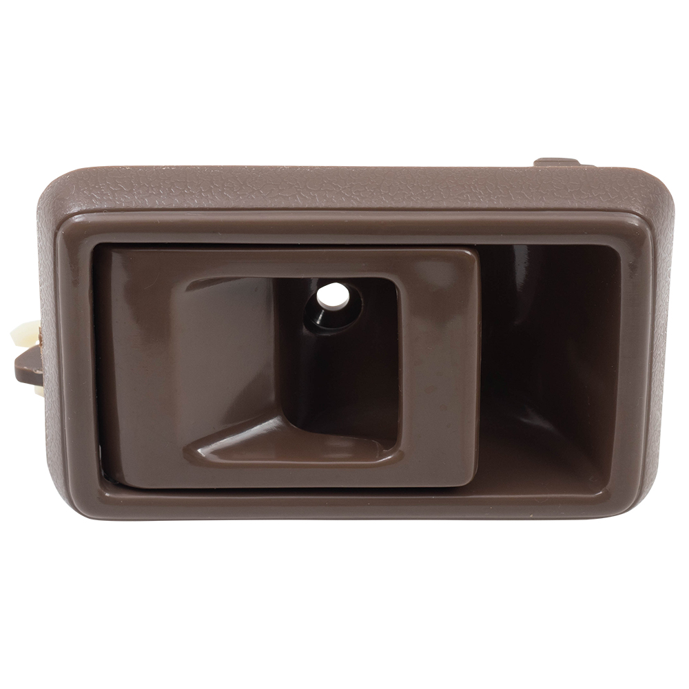 Prizm camry corolla 4runner tacoma pickup truck inside brown door handle assembly for 1998 toyota tacoma interior door handle