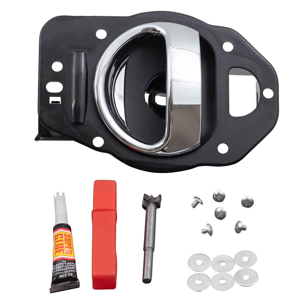06 11 chevrolet hhr drivers inside door handle repair kit for 2006 chevy hhr interior door handle