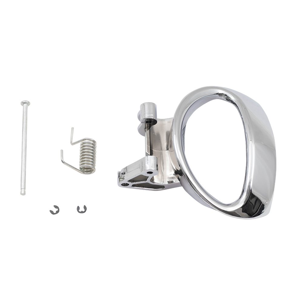 06 11 chevrolet hhr drivers inside door handle chrome lever w spring pin repair kit for 2006 chevy hhr interior door handle