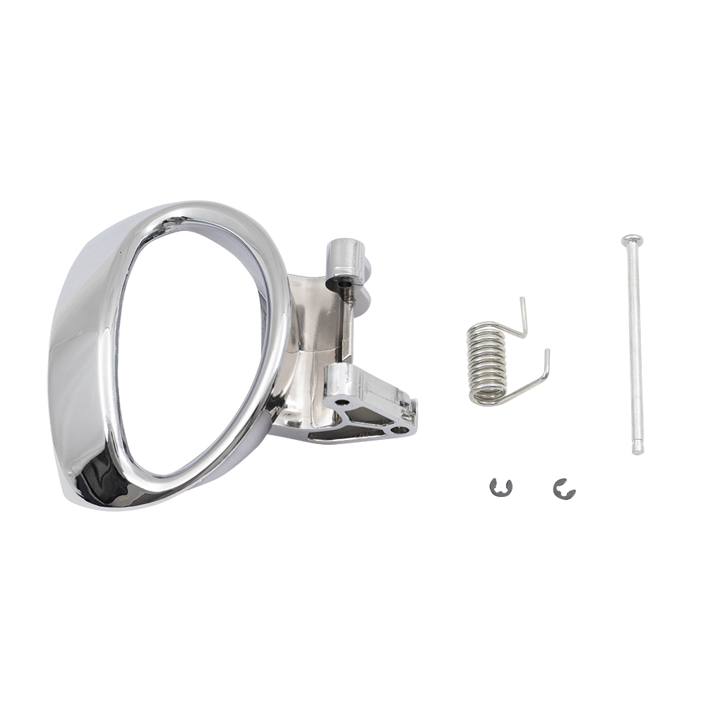 06 11 chevrolet hhr passengers inside door handle chrome lever w spring pin repair kit for 2006 chevy hhr interior door handle