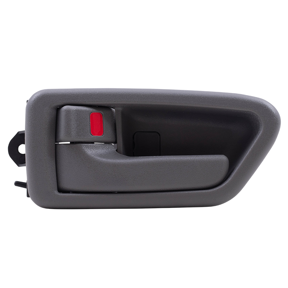 97 01 toyota camry new drivers inside interior gray door handle trim bezel 1995 toyota camry interior door handle replacement