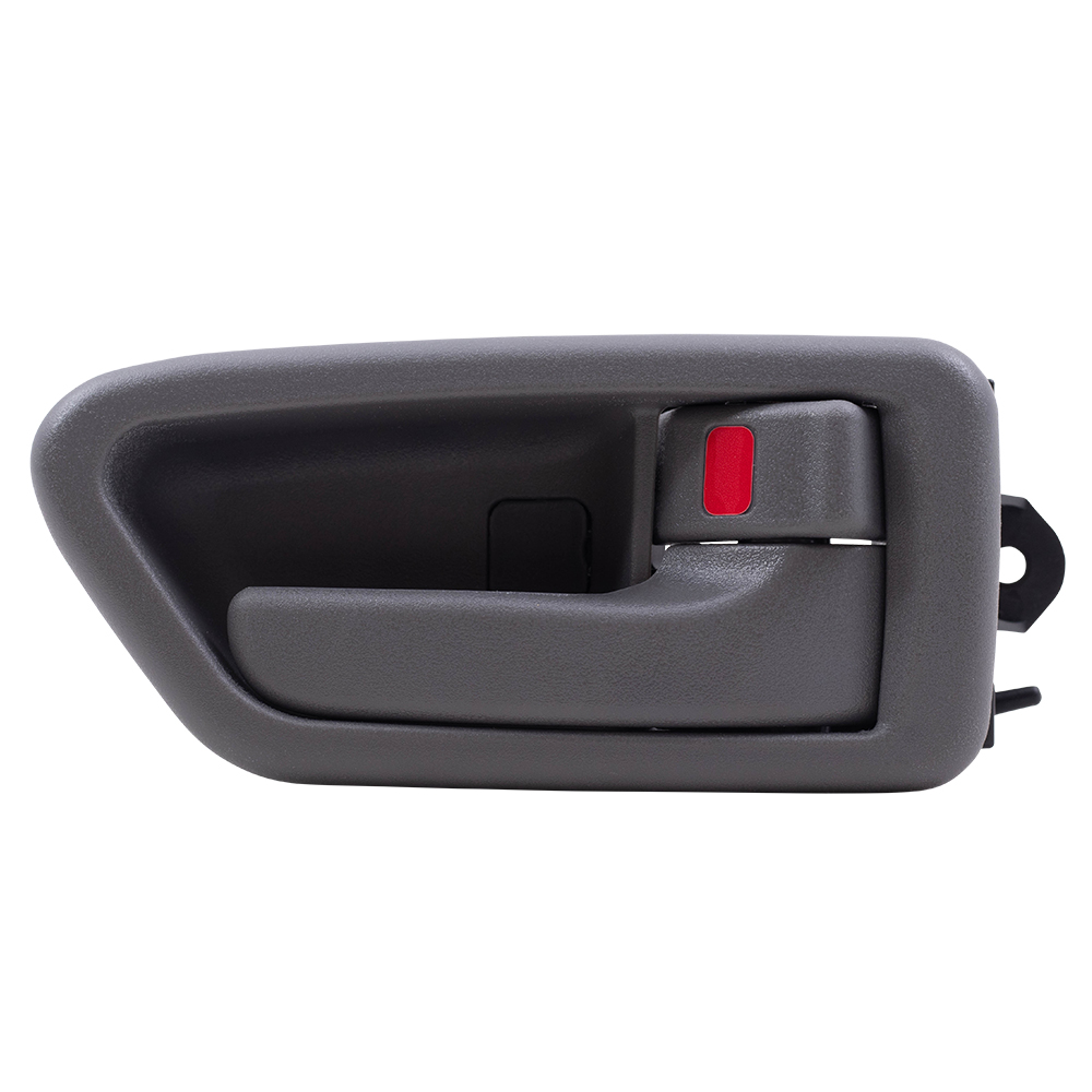97 01 Toyota Camry Passengers Inside Gray Door Handle Trim Bezel